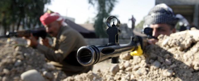 L'Italia difenderà la diga di Mosul con 450 soldati: siamo in guerra?