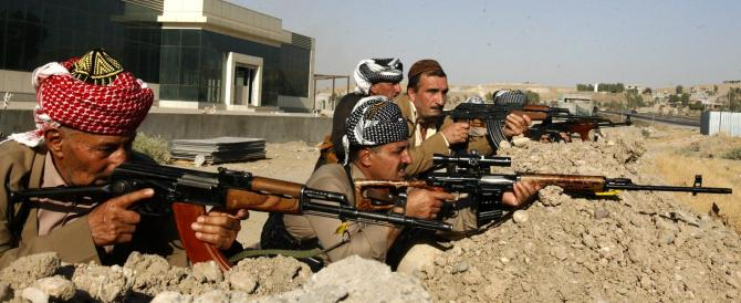 Strage di 500 yazidi in Iraq. Il ministro Mogherini: sostegno anche militare al governo curdo. Oggi parte il messo del Vaticano