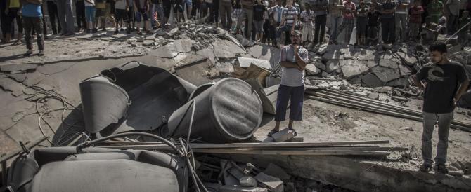 Gaza City e la stabilità del terrore: altri 5 morti dopo il lancio di razzi verso Israele