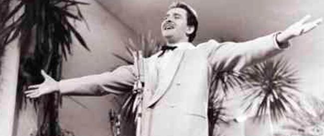 """Vent'anni fa la morte di Domenico Modugno: con la sua """"Volare"""" fece concorrenza a Mameli"""