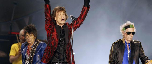 Rolling Stones, passa il tempo ma i fan continuano a sognare (video)