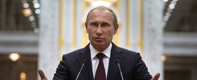"""La Russia giudica """"ridicole"""" le prove fotografiche fornite dalla Nato su un'invasione dell'Ucraina"""