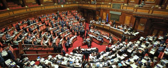 Riforme, al Senato seduta no stop fino al voto finale. Approvata la doppia soglia per i referendum