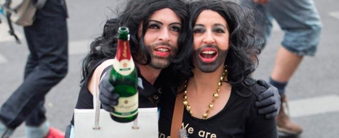 Risultati immagini per transgender paolo d'arpini
