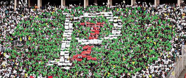 Compie cento anni il Palmeiras, la squadra brasiliana in cui scorre tanto sangue italiano