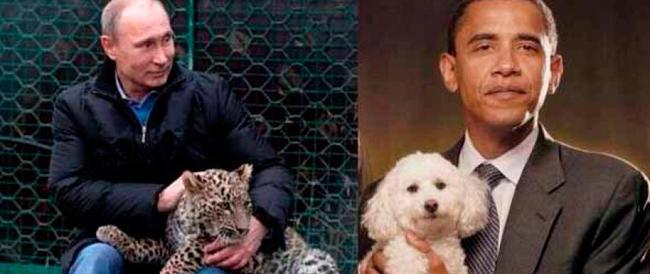 Il vicepremier russo ironizza sul presidente Usa: Putin doma i leopardi, invece tu…