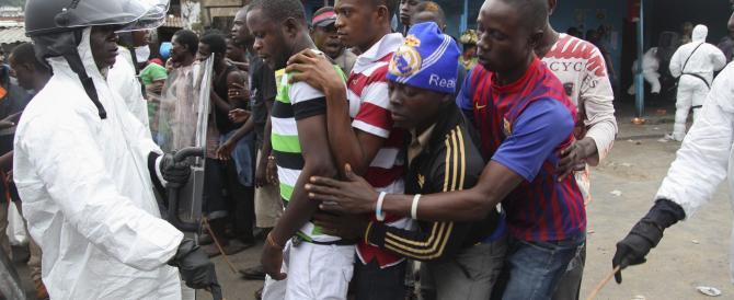 """Ebola, altri tredici morti in Congo. L'Onu inizia la sua """"indagine"""" dalla Liberia"""