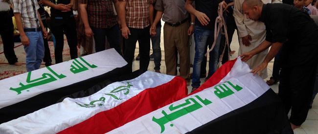 Iraq, le vittorie ingrossano le file dei terroristi dell'Isis. Ora sarebbero in centomila