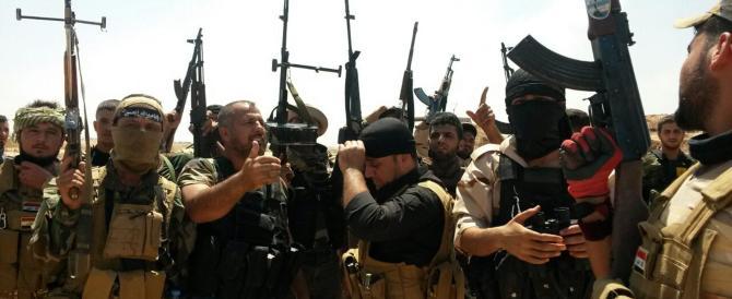"""""""Giallo"""" sull'intervento Usa in Iraq: i caccia starebbero già bombardando gli islamici"""