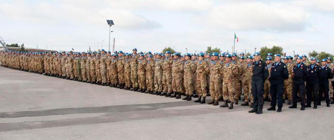Militare italiano morto in una base Unifil in Libano. Gli inquirenti: suicidio o incidente. Escluso l'omicidio