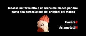 Massacro dei cristiani, la campagna di FdI conquista il web e la piazza (video)