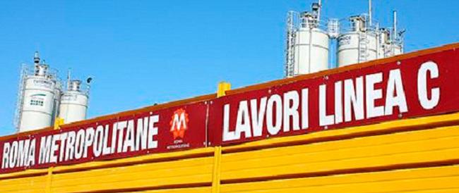 Metro C, Belviso attacca Marino: «Vergogna, inauguri una stazione prima di renderla agibile»