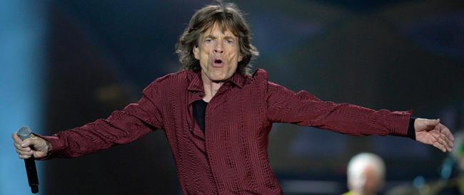 """Referendum sull'indipendenza, anche Mick Jagger canta alla Scozia """"resta cu' mme""""…"""
