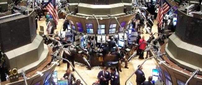 Borse europee ancora in picchiata. I titoli bancari affossano Milano (-3,4)