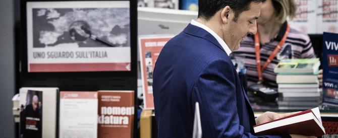 Renzi pensa positivo: l'economia crolla? Un'ottima occasione per andare avanti. E s'aggrappa al Cavaliere