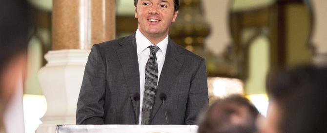 Sondaggi: con il Pil cala anche la fiducia in Renzi, il governo perde due punti in sette giorni