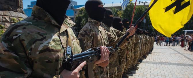 Volontari italiani di estrema destra con gli ucraini? Delle Chiaie: «È solo uno scontro assurdo fra patrioti europei»