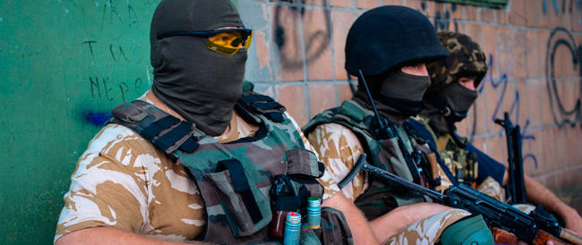 Ucraina, i servizi sequestrano un giornalista russo. Kiev dice «no» agli aiuti umanitari di Mosca
