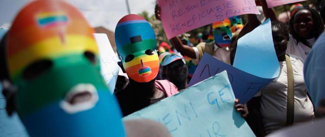 Gay Pride, in Uganda costretti a farlo per avere gli aiuti dagli Stati Uniti