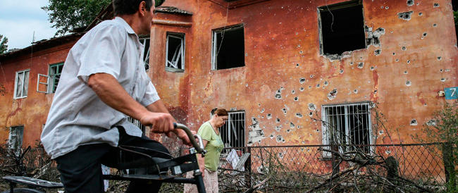 Ucraina, Kiev spinge i filorussi a lasciare il Paese e batte cassa per la ricostruzione