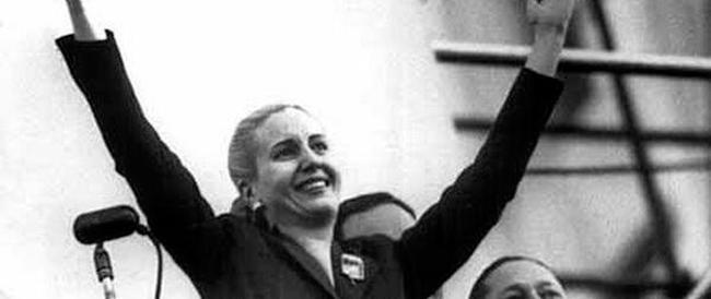 La grandezza di Evita Peròn nei nuovi racconti di Papa Francesco: «La vidi e…»