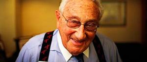 """Kissinger , la saggezza della politica con la """"p"""" maiuscola"""