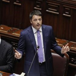 """Da Renzi l'ennesima promessa: in mille giorni l'Italia tornerà in pista. Ma sul """"come"""" è buio totale"""