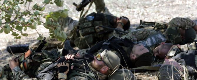 Ucraina: il 70% delle truppe russe si è ritirato oltreconfine