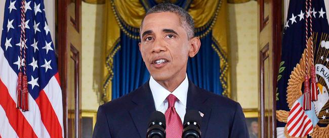 """Il """"Nobel per la Pace"""" Barack Obama: mille miliardi per le armi nucleari degli Usa"""