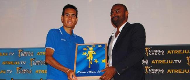 La politica impari dallo sport: al maratoneta medaglia d'oro Daniele Meucci il premio Atreju
