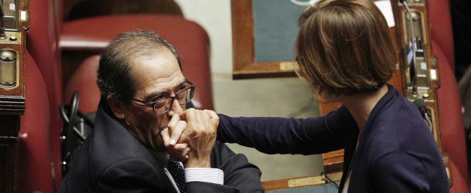 Consulta, la carica dei 107 (assenti) blocca Violante e Bruno. Al Csm eletti Casellati, Bene e Balduzzi