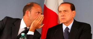 Berlusconi corteggia Alfano: insieme alle Regionali contro il Pd?