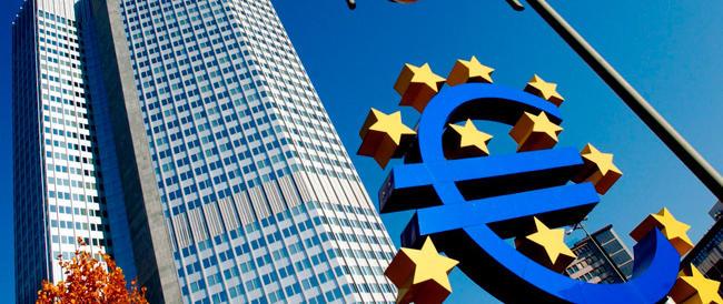 Allarme della Bce: peggiora la situazione economica, Italia lontana dal Patto di Stabilità