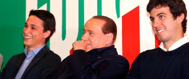 Berlusconi: sarò io a guidare il rilancio di Forza Italia, al mio fianco solo giovani
