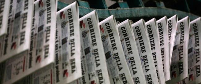 """Nella crisi del """"Corriere"""" la paura dei poteri forti per un ennesimo flop politico"""
