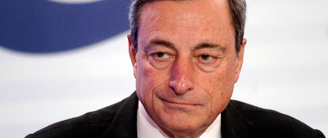 Sos disoccupazione e inflazione. Draghi: la Bce pronta a misure non convenzionali