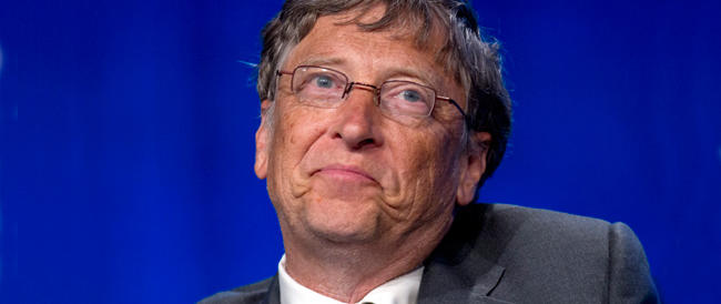 Bill Gates, filantropo per convenienza, all'attacco di Ebola