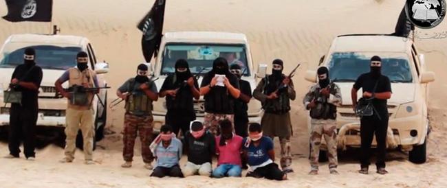 Gran Bretagna, jihadisti pentiti: «Non ne possiamo più, vogliamo tornare a casa»