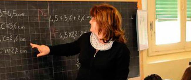 """L' Ocse sulla scuola: in Italia gli insegnanti più """"vecchi"""" e meno pagati"""