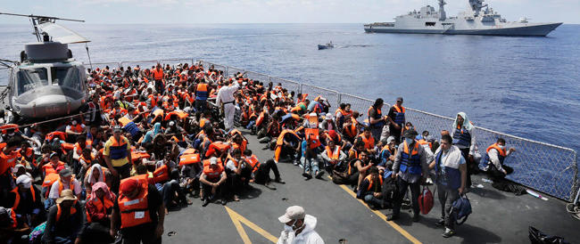 Dagli 80 euro a Mare Nostrum: una serie di disastri di cui qualcuno dovrà rendere conto