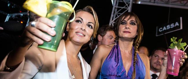 L'apertura della Pascale sui matrimoni gay trova il no di Alemanno: «Forza Italia non raccolga l'invito»