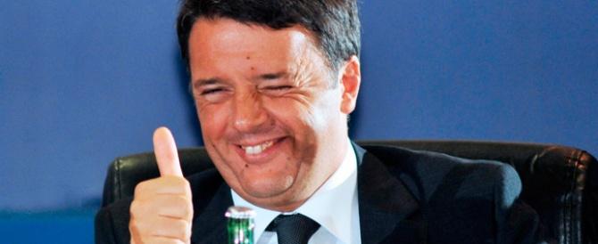 Renzi a bari parla allo specchio chi il pi bello del reame e si d la risposta da solo - Specchio che si rompe da solo ...