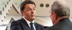 """Le """"americanate"""" di Renzi che arriva a paragonarsi a Meucci: «Inventò il telefono ma…»"""