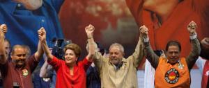 Lula giura da ministro per evitare la galera. La protesta dilaga in Brasile