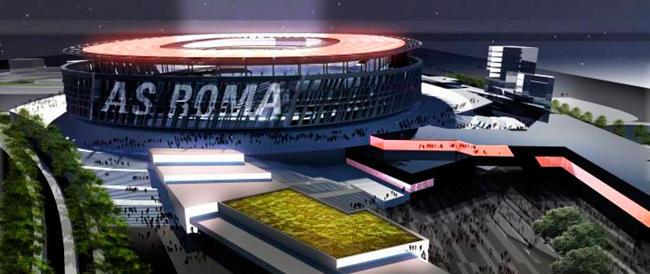 La proprietà del nuovo stadio della Roma: accordo nella notte fra Pallotta e il Campidoglio