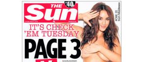 """Murdoch alla guerra del topless. I lettori del """"Sun"""" non vogliono rinunciare alle """"tette"""""""