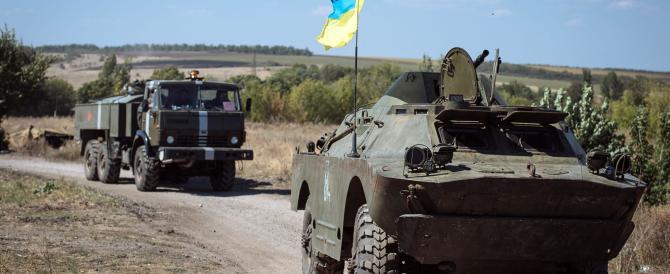"""In Ucraina siglato il """"cessate il fuoco"""": reggerà?"""