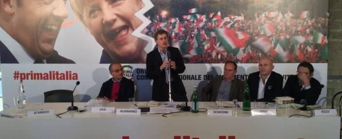 """Il manifesto """"lepenista"""" di Alemanno: 25 idee per rilanciare l'Italia"""