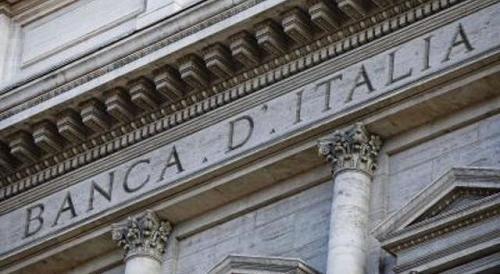 L'allarme di Bankitalia: Pil sempre in caduta e Italia a rischio deflazione