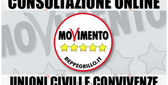 Grillo, dopo la gaffe sulla mafia arriva il sondaggio sui matrimoni gay